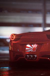 Ferrari 458 Italy TestaRossa Red Devil 2019