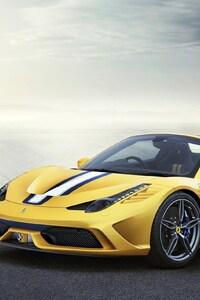 640x960 Ferrari 458 Speciale A