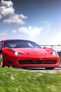 Ferrari 458 Sports Racing