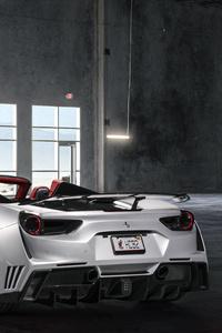 Ferrari 488 8k
