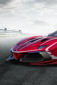 750x1334 Ferrari 488 Challenge Evo 2020 5k