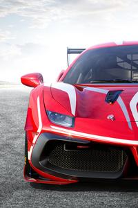 750x1334 Ferrari 488 Challenge Evo 2020