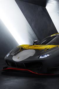 1125x2436 Ferrari 488 GT Modificata 2021 10k