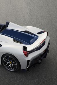 Ferrari 488 Pista Spider 2018 4k