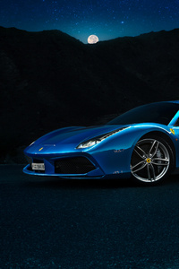 Ferrari 488 Spyder 2018 Rear