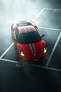 1440x2560 Ferrari 4k Spider