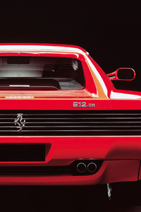 Ferrari 512 Tr 4k