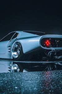 Ferrari 512BB Modified 4k