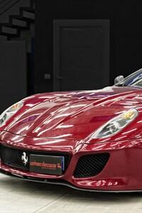 320x480 Ferrari 599 Gto