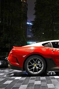 480x800 Ferrari 599