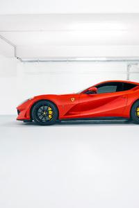 1440x2960 Ferrari 812 220 4k