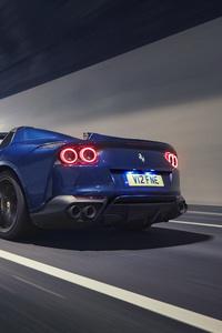 480x800 Ferrari 812 GTS 2021