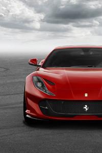 480x800 Ferrari 812 Superfast 2018