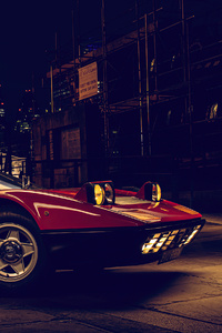 480x800 Ferrari Berlinetta Boxer 4k