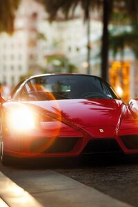Ferrari Enzo Red