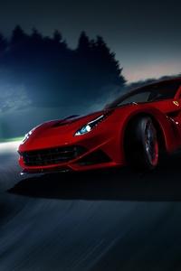 Ferrari F12 N Largo Novitec