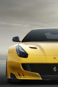320x480 Ferrari F12tdf 10k