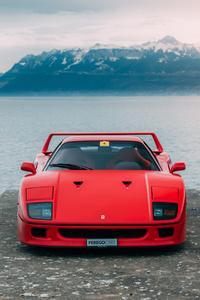 Ferrari F40 5k