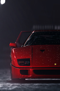Ferrari F40 In Need For Speed