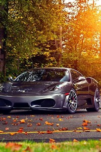 Ferrari F430 Autumn