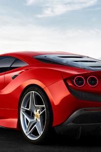 Ferrari F8 Tributo 2019 Rear 5k