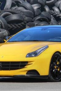 320x568 Ferrari FF 2016