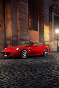 320x480 Ferrari Italia 458 Street