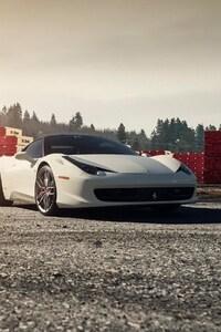 640x960 Ferrari Italia 458 Vorsteiner