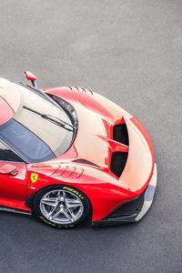 640x960 Ferrari P80 C 5k 2019