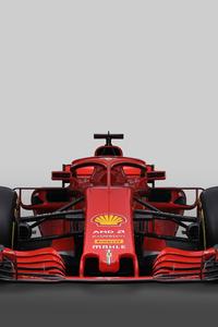 540x960 Ferrari SF71H 2018