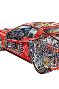 Ferrari Sketch