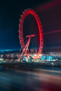 750x1334 Ferris Wheel 5k