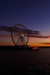 Ferris Wheel Fort Washington 5k