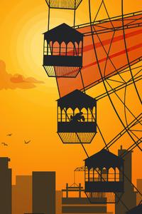 Ferris Wheel Romance 5k