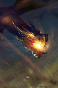 Fiery Dragon 4k