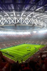 640x1136 Fifa 18 Stadium 8k
