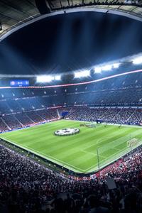2160x3840 Fifa 19 Stadium 4k