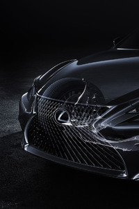 Fifth Generation Lexus LS