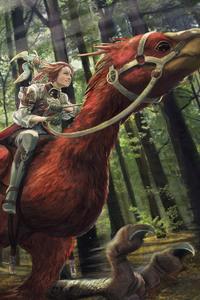 1080x2280 Final Fantasy Artwork