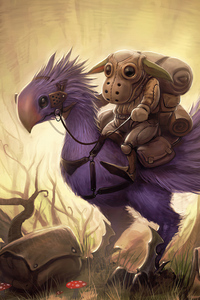 Final Fantasy Goblin 4k