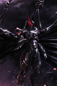 Final Fantasy Inspired Batman 5K