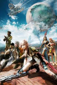 1080x2280 Final Fantasy Xiii 4k