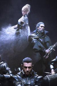 Final Fantasy Xv 2018 4k