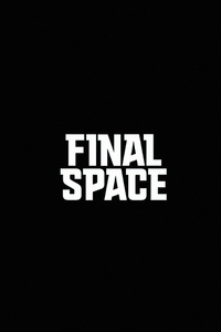 1242x2688 Final Space Logo Dark 5k