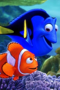Finding Nemo Fishes