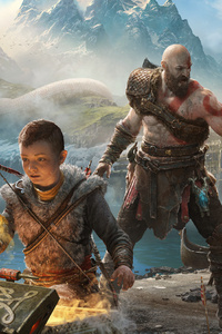 Finding Treasure God Of War