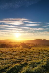 Findon Sunset