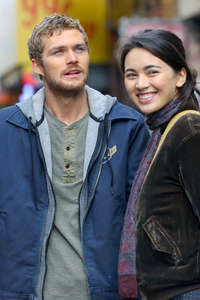 Finn Jones And Jessica Henwick In Iron Fist Season 2 2018