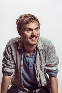 Finn Jones Iron Fist Emmy Magazine Photoshoot