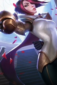 Fiora The Grand Duelist League Of Legends